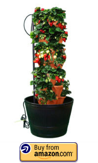 Mr. Stacky Hydroponics Tower